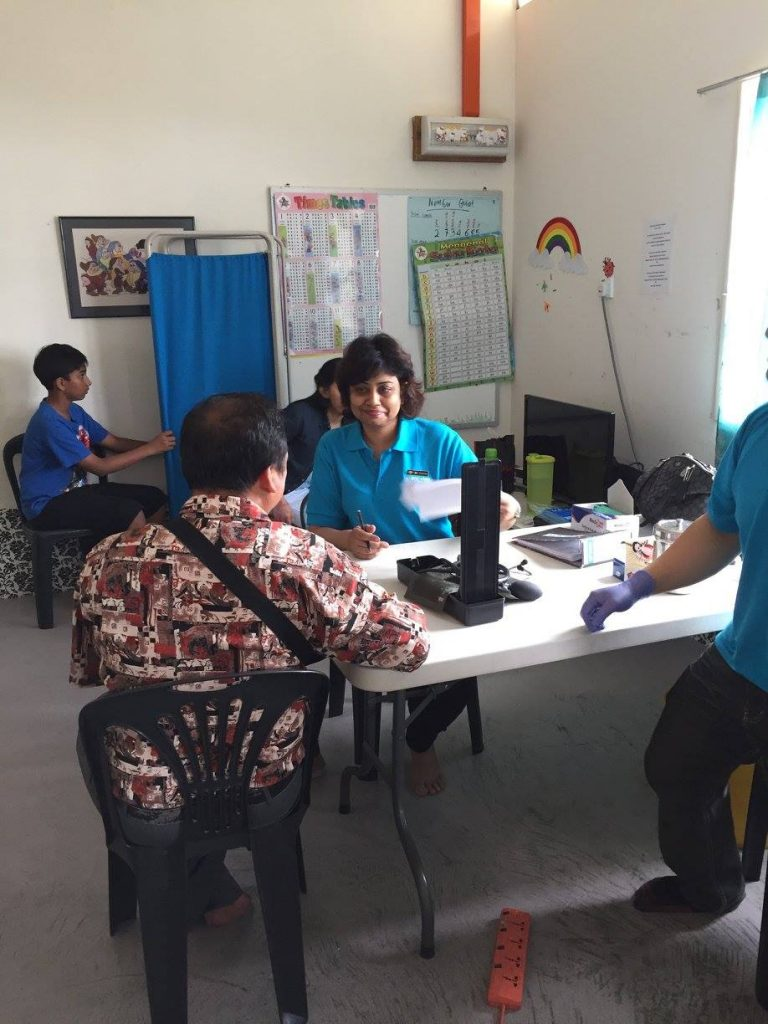 Hostel Jasmine Talantang Community Day
