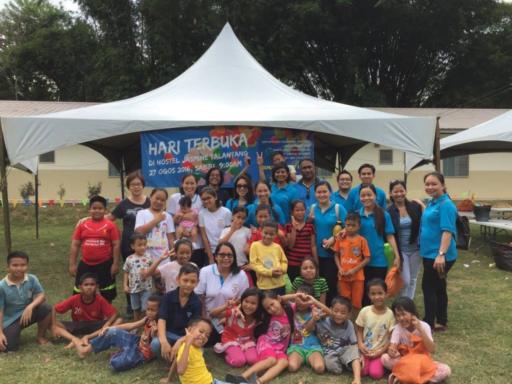 Open Day at Hostel Jasmine